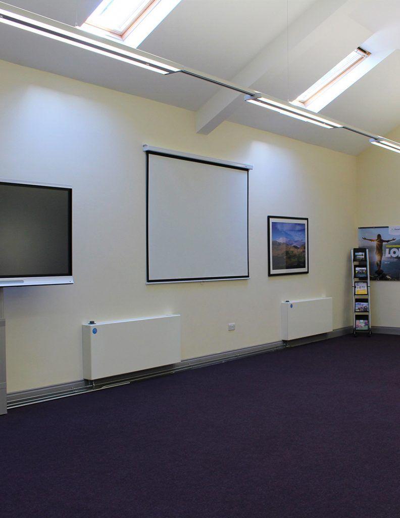 Rawnsley Suite interior vertical